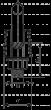 Канатные зажимы DIN 1142 (EN 13411-5 тип А)  DIN1142_09